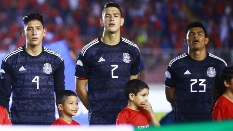 Selección Mexicana: Gallardo, Montes y Carlos Rodríguez, próximos en Europa, según el Tata