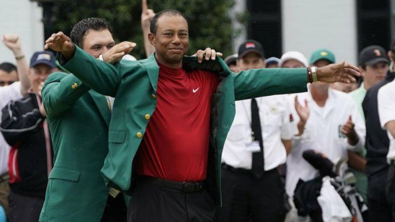 Golf: el sorprendente lanzamiento en el Masters de Augusta