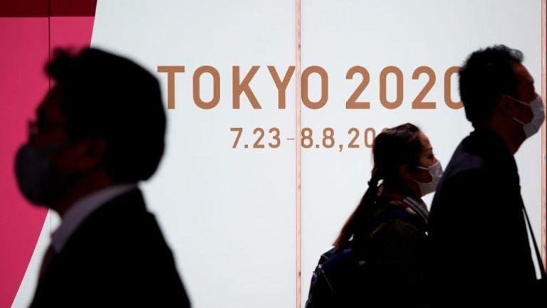 Anuncia de los Juegos Olímpicos con ciudadanos japoneses
