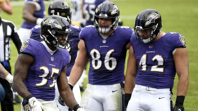 Ravens previo a un partido