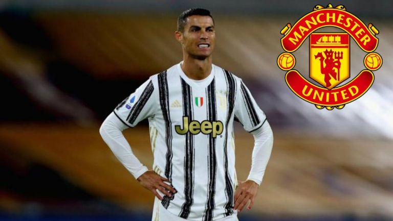 Cristiano Ronaldo, sorprendido en un juego de la Juve