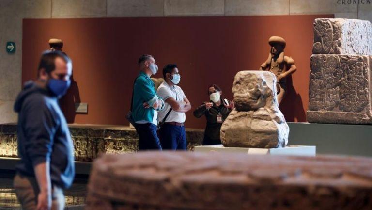 Museo de Antropología reabrió sus puertas