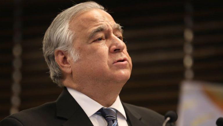 El titular de la Secretaría de Turismo de México, Miguel Torruco Marqués