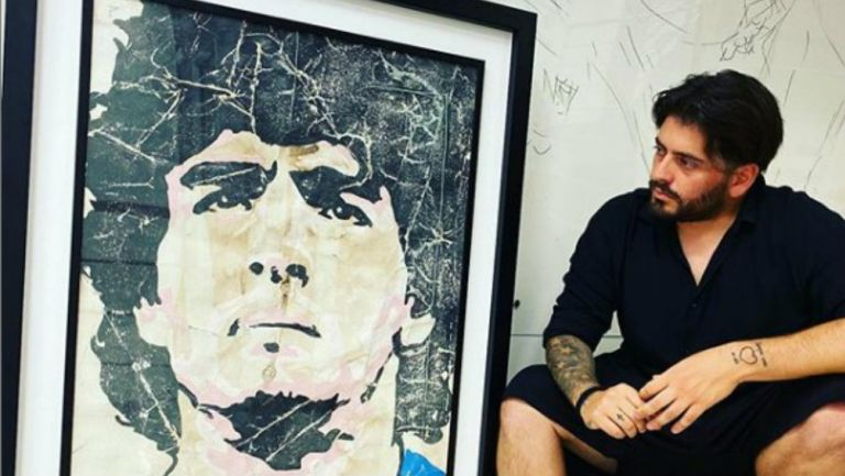 Maradona: Hijo del Pelusa, delicado por Coronavirus