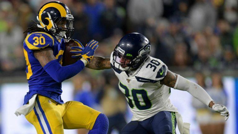 NFL: Seattle ante LA Rams, por el liderato del Oeste de la Nacional