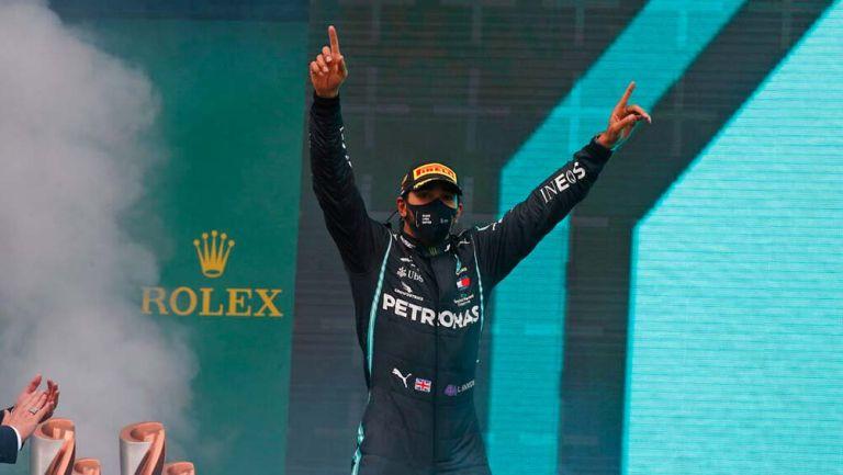 Lewis Hamilton aseguró séptimo título de F1 en Gran Premio de Turquía