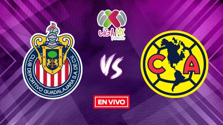 EN VIVO Y EN DIRECTO: Chivas vs América Guardianes 2020 J16