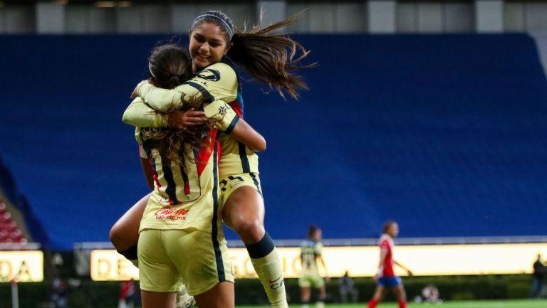 América se llevó el triunfo sobre Chivas