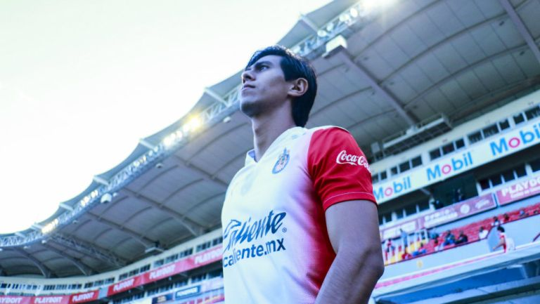 Chivas: 'A JJ Macías le hace falta creérsela', aseguró Isaác Brizuela