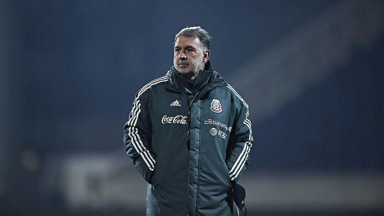 Selección Mexicana: Tata Martino descartó hacer rotaciones para juego vs Japón