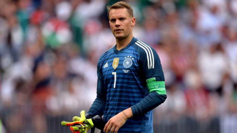 Manuel Neuer: 'Partido contra España será como una Final'