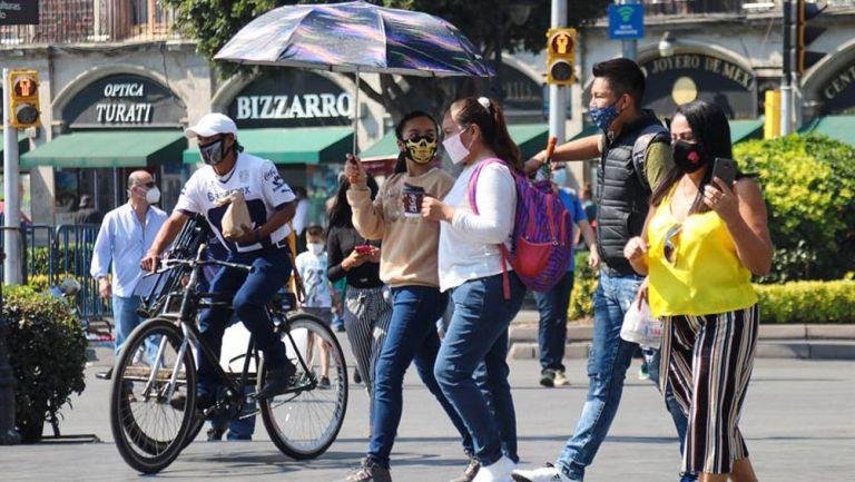 Ciudadanos de México, en tiempos de Covid-19