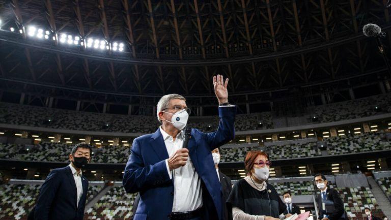 Juego Olímpicos: Thomas Bach pidió a atletas vacunarse contra Covid-19 antes de Tokio 2020