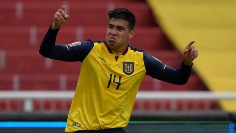Ecuador goleó a Colombia