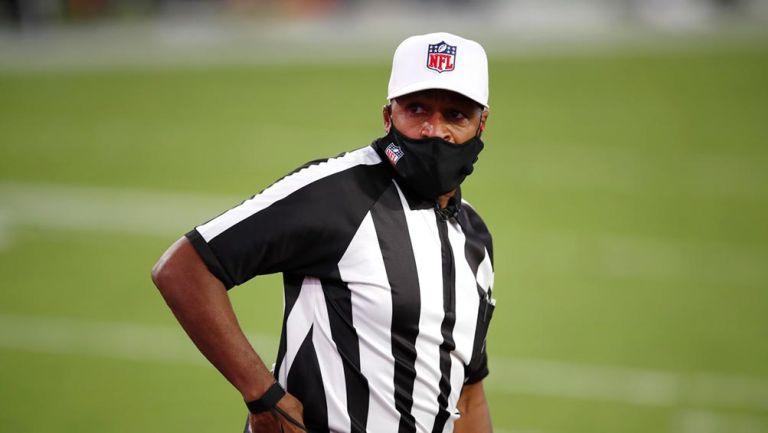 NFL designó equipo de árbitros afroamericanos para el Rams vs Buccaneers