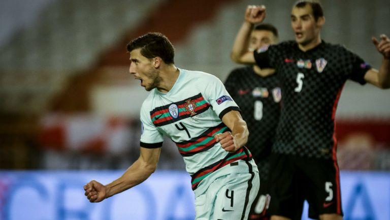 Nations League: Croacia, con uno menos, cayó ante Portugal