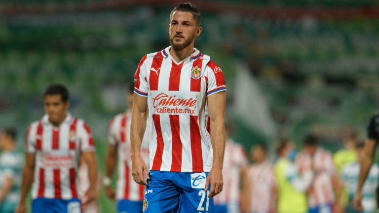 Chivas: Hiram Mier vería justo inhabilitar a Ignacio Rivero por lesión de Alexis Vega