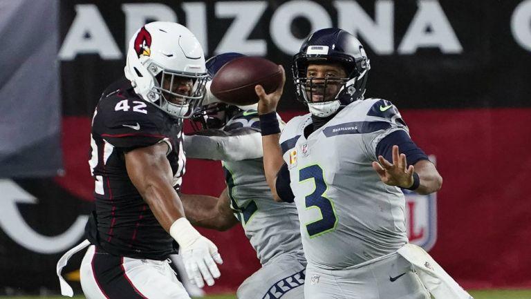 NFL: Cardinals vs Seahawks, duelo crucial en el Oeste de la Nacional