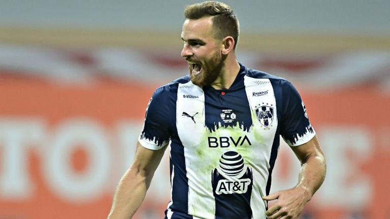Vincent Janssen: 'Monterrey es el equipo más fuerte de la Liguilla'