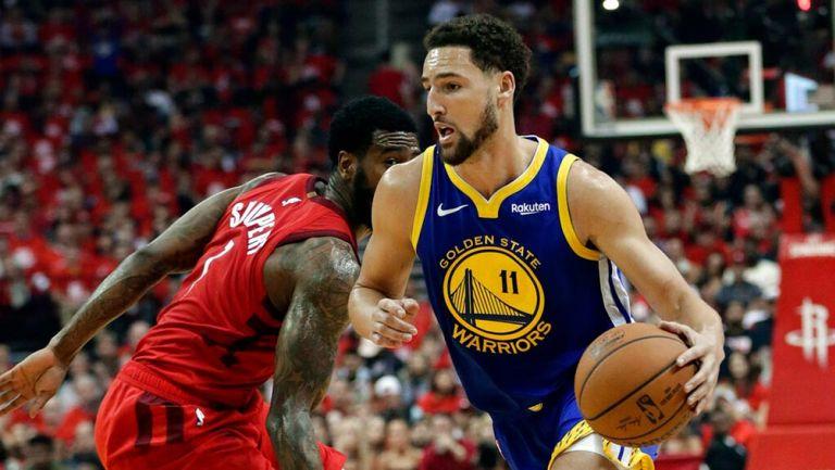 Warriors: Klay Thompson se perderá todo la próxima temporada de NBA