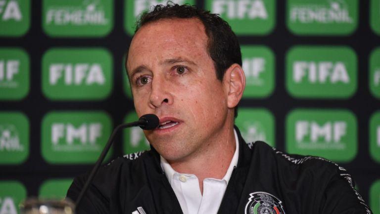 Gerardo Torrado, director deportivo de la Selección Mexicana