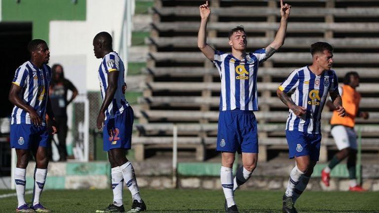 Porto avanzó a la siguiente ronda