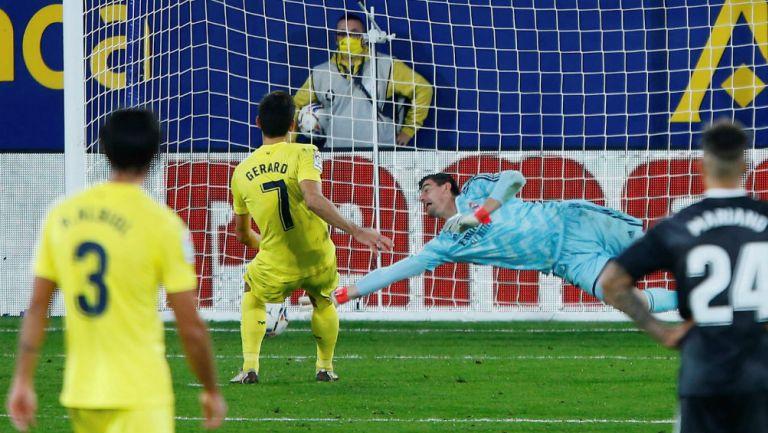 Real Madrid: Dejó ir la ventaja y empató con el Villarreal