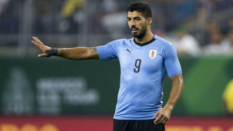 Luis Suárez reconoce que con Uruguay se relajaron con el COVID-19