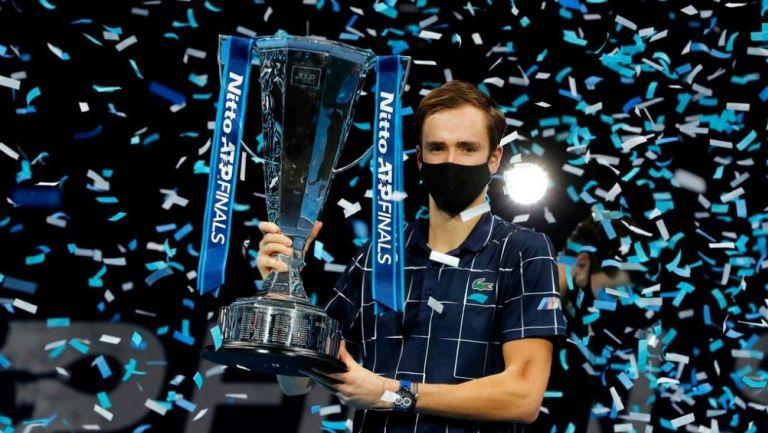 Medvedev se proclamó campeón del torneo