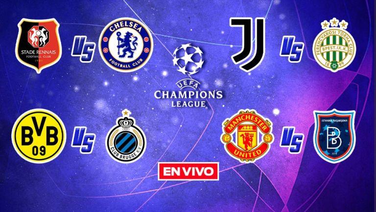 Champions League: Jornada 4 Martes