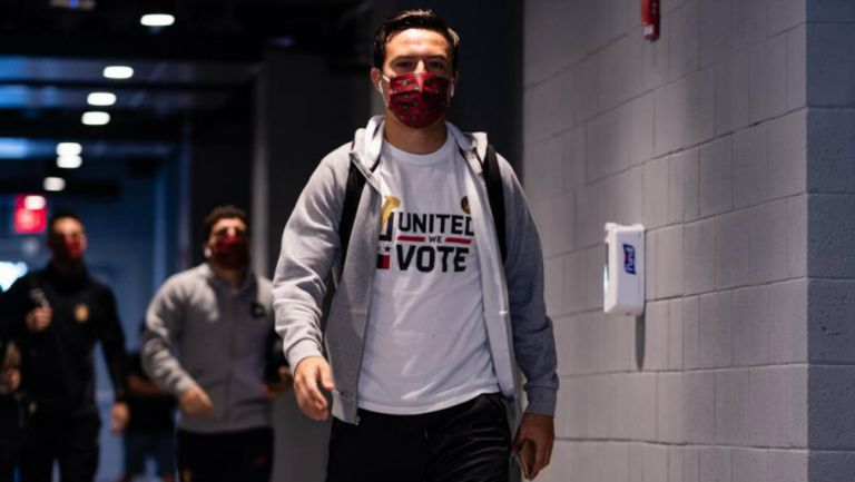 Cubo Torres: Delantero mexicano no renovará con Atlanta United y será agente libre