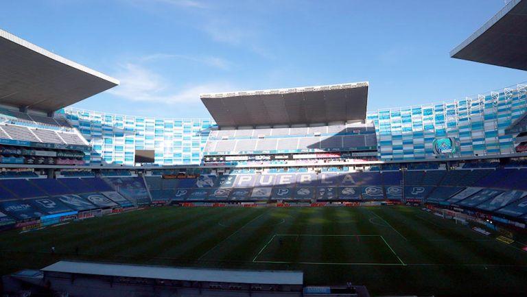 Puebla: Estadio Cuauhtémoc no recibirá aficionados en Liguilla