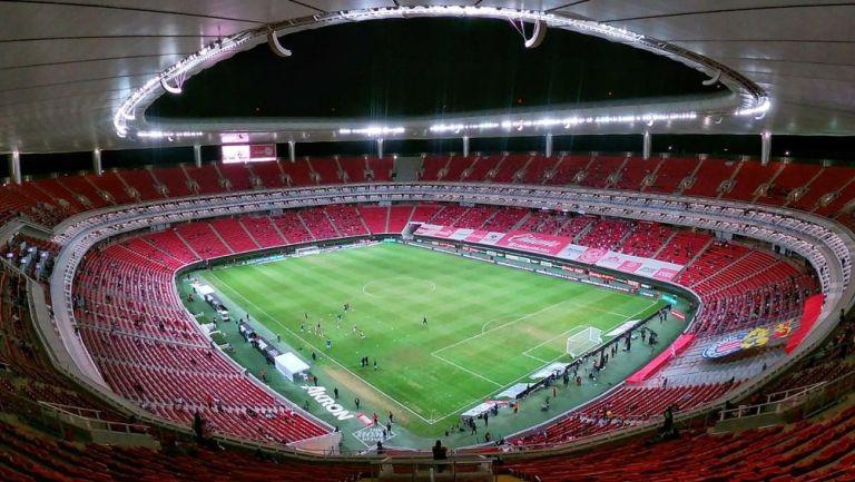 Chivas cerrará al publico el estadio Akron ante León, así lo confirmó el gobernador de Jalisco