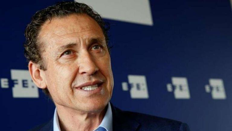 Jorge Valdano, analista y escritor argentino