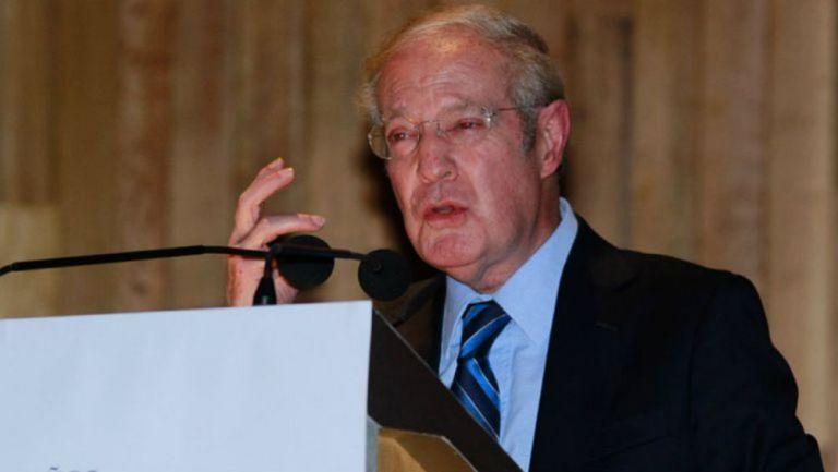 José Ramón Fernández, en conferencia de prensa