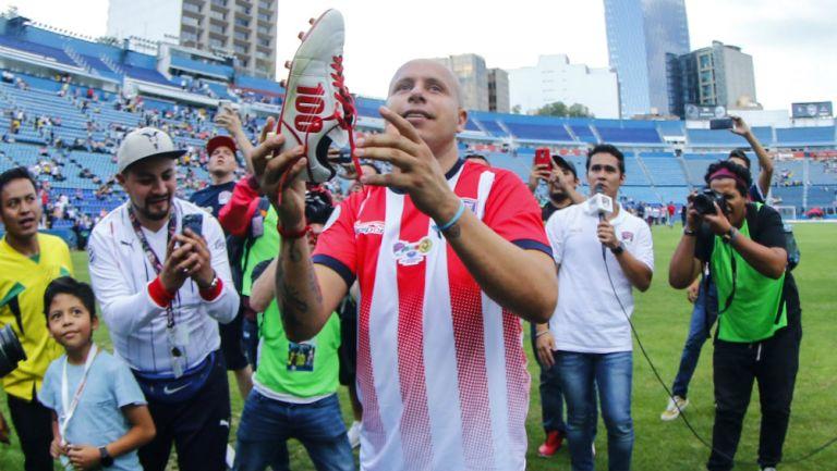 Chivas: Bofo Bautista celebró victoria ante América y arremetió contra Álvaro Morales