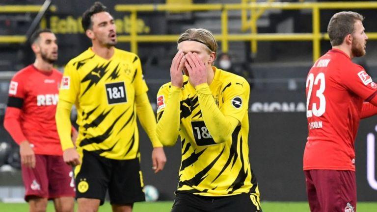 Bundesliga: Borussia Dortmund fue sorprendido y derrotado por el Colonia |  RÉCORD