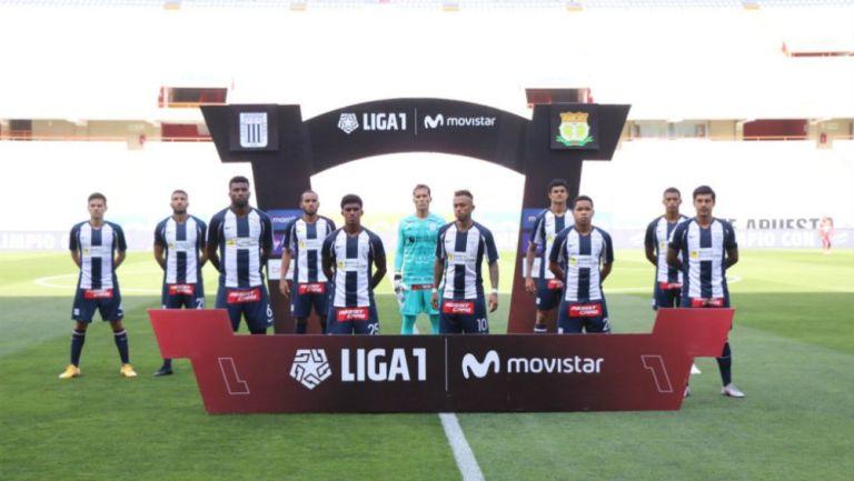 Jugadores de Alianza Lima