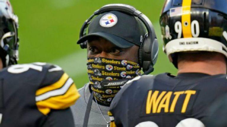 Steelers: Jugador y un entrenador dieron positivo a Covid-19