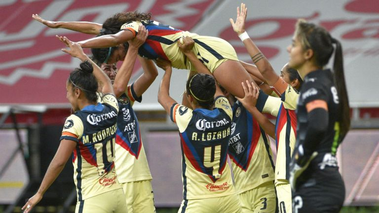 Liga MX Femenil: América empató con Chivas y avanzó a las Semifinales