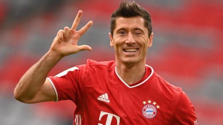 Karl-Heinz Rummenigge: 'Espero que Robert Lewandowski gane el premio The Best'