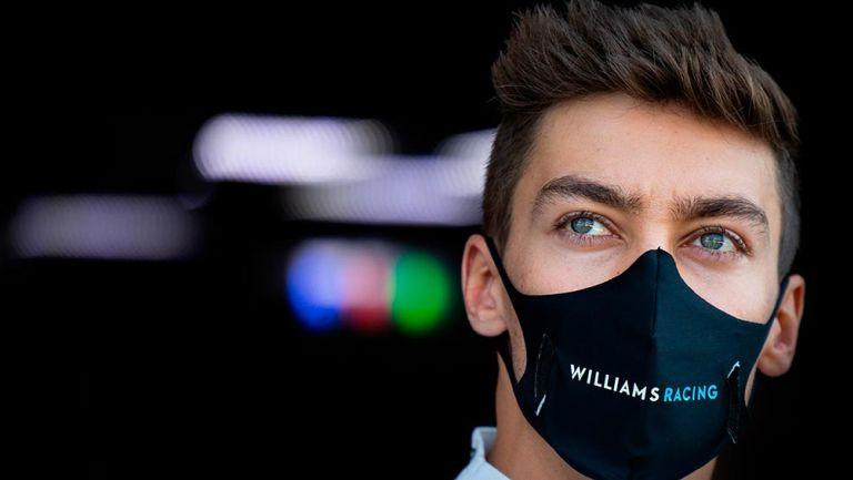 George Russell será sustituto de Lewis Hamilton en Gran Premio de Sakhir