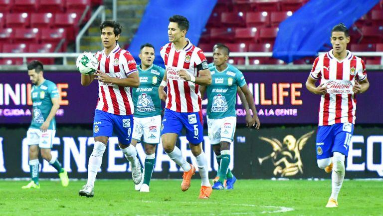 Chivas: Igualó con León en la Ida de la Semifinal y dejan en suspenso el pase a la Final