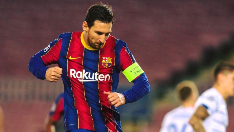 Lionel Messi se compromete a ganar todos los títulos con Barcelona durante esta temporada