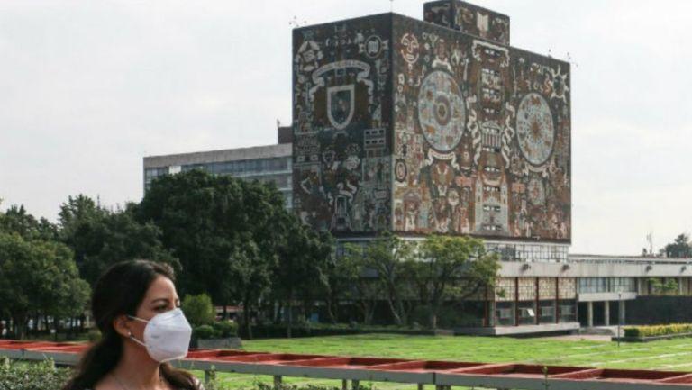 Ciudad Universitaria durante la pandemia por Coronavirus