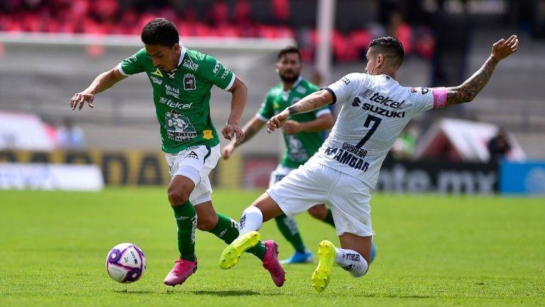 Pumas vs León será transmitido por TV Azteca
