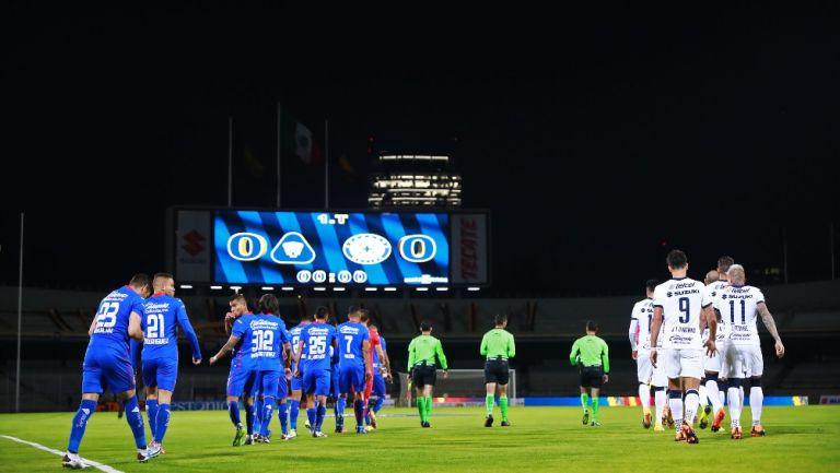 Pumas vs Cruz Azul fue el partido más visto del torneo