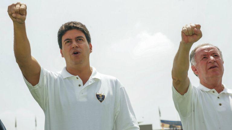 Elías Ayub: 'Mi corazón tiene un cachito de León, pero es más puma'