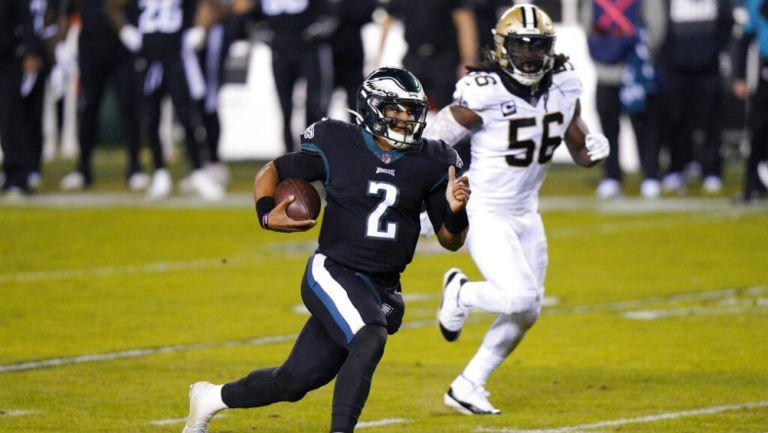 NFL: Philadelphia consiguió sorpresiva victoria sobre New Orleans