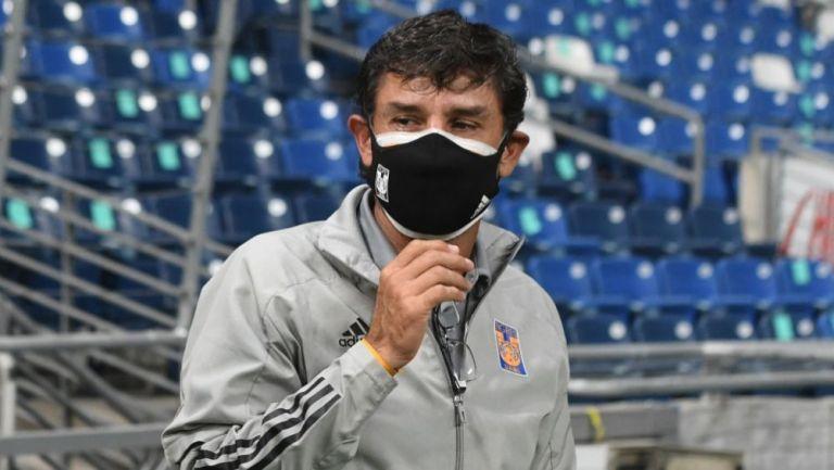 Roberto Medina, director técnico de Tigres Femenil